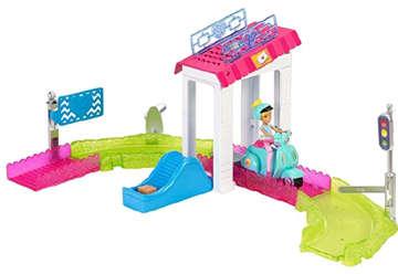 Immagine di Barbie stazione posta