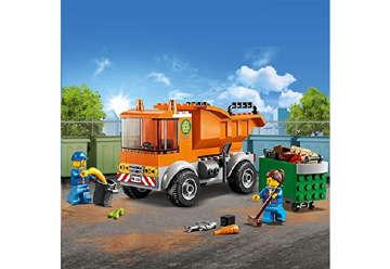 Immagine di Camion della spazzatura