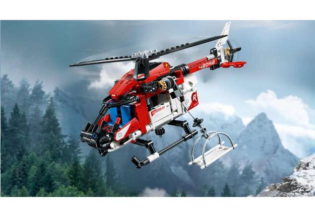 Immagine di Elicottero di salvataggio