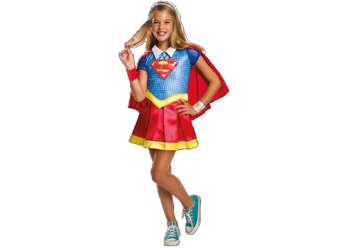 Immagine di Costume Supergirl deluxe 8-10 anni