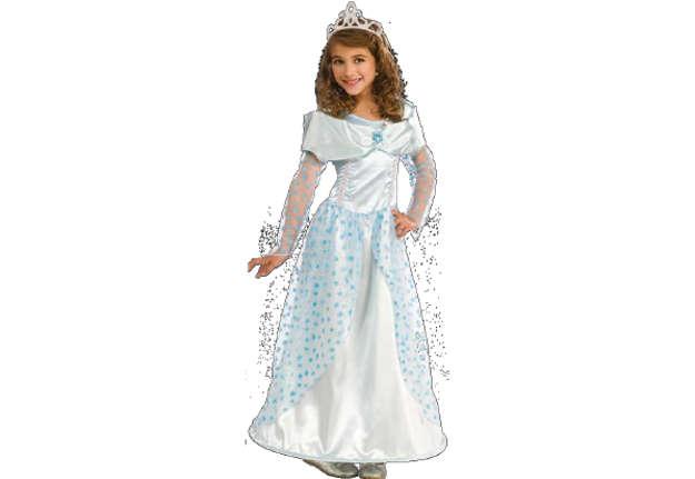 Immagine di Costume Principessa delle stelle 5-7 anni