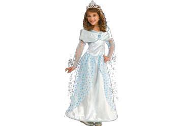 Immagine di Costume Principessa delle stelle 3-4 anni