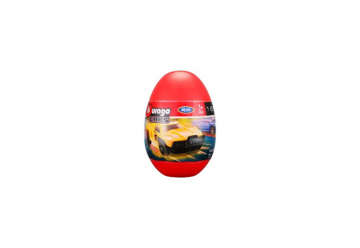 Immagine di Uovo Sorpresa Burago rosso