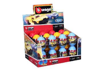 Immagine di Uovo Sorpresa Burago giallo