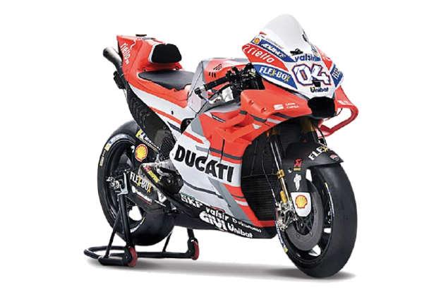 Immagine di Ducati Dovizioso scala 1:18 Maisto