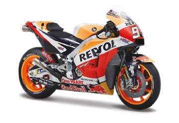 Immagine di Honda Marquez scala 1:18 Maisto