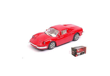 Immagine di Burago Ferrari Dino 246 GT scala 1:43