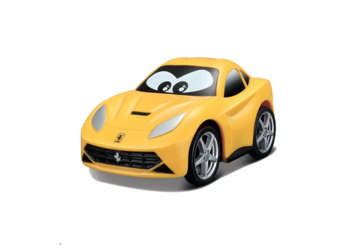 Immagine di La mia prima Ferrari Gialla