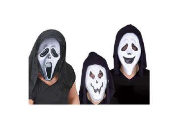 Immagine di Maschera Mostro assortita 3 modelli