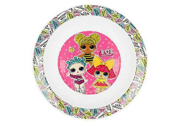 Immagine di Lol Surprise piatto fondo 20cm per microonde