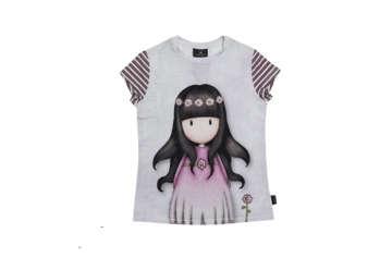 Immagine di Santoro t-shirt 12anni fiorellini
