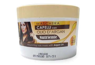 Immagine di Maschera capelli olio argan 250ml