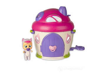 Immagine di Cry Babies playset Katie's super house