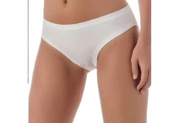 Immagine di Slip donna modale bianco Mis.2