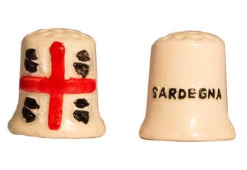Immagine di Ditale ceramica 4Mori Sardegna