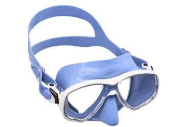 Immagine di Maschera Marea blu adulto