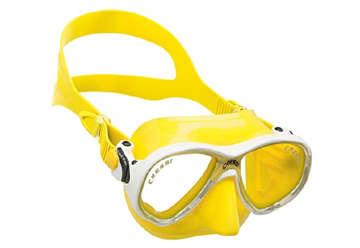 Immagine di Maschera Marea giallo junior