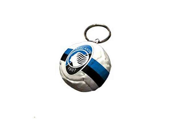 Immagine di Portachiavi pallone Atalanta con logo