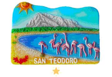 Immagine di Magnete resina Onda San Teodoro