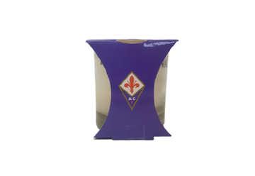 Immagine di Candela in vetro Fiorentina da collezione