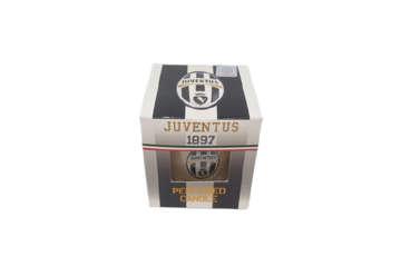 Immagine di Candela in vetro Juventus con confezione
