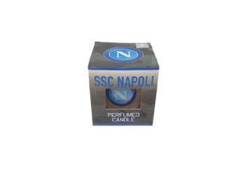 Immagine di Candela in vetro Napoli con confezione
