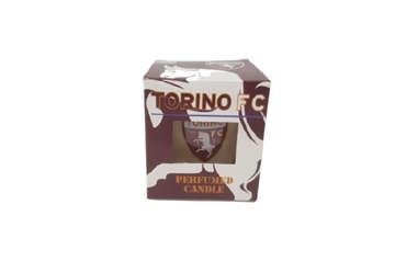 Immagine di Candela in vetro Torino con confezione