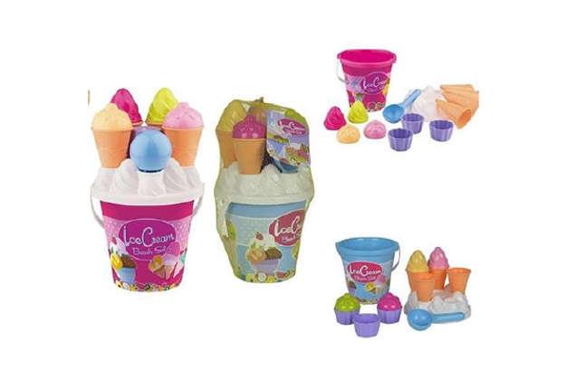 Immagine di Set mare cup cake gelati