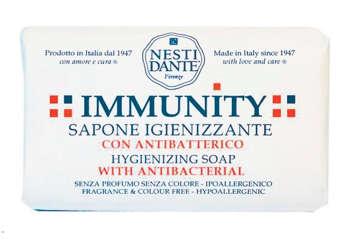 Immagine di Immunity 150g - Sapone Igienizzante con antibatterico - Senza Profumo