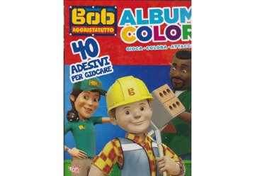 Immagine di Album Color Bob Aggiustatutto con attacca e stacca