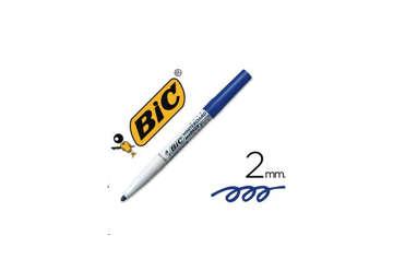 Immagine di Bic Velleda pennarello per lavagna Blu
