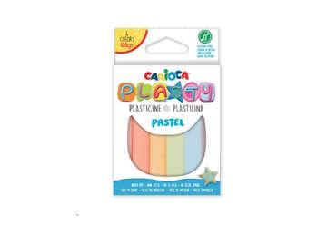 Immagine di Pasta modellabile 6 colori pastello 100 gr