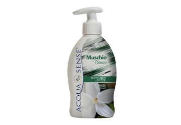 Immagine di Acquasense sapone liquido muschio bianco 300ml