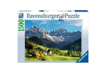 Immagine di Puzzle Dolomiti 1500 pz
