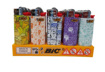 Immagine di Accendino Mini J25 Bic 'Cats'