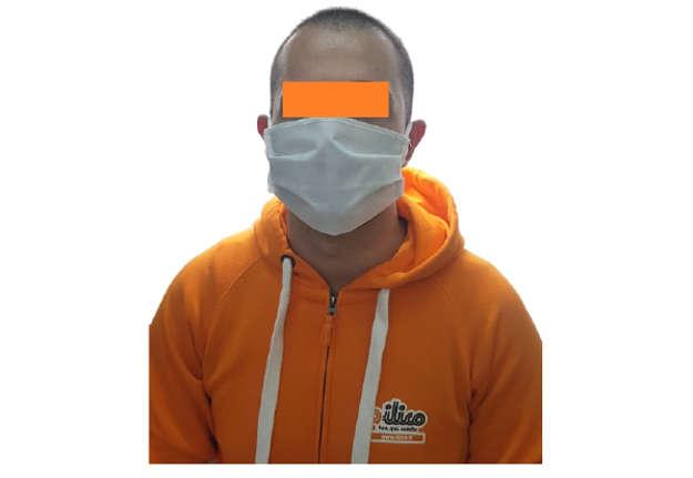 Immagine di Mascherina protettiva naso e bocca in TNT