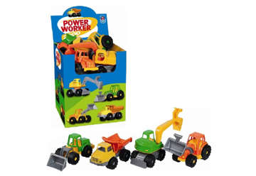 Immagine di Power Worker Camion Ribaltabile