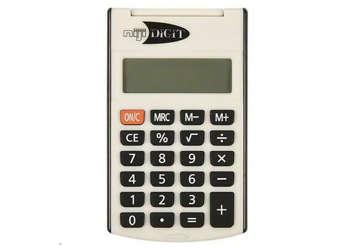 Immagine di Calcolatrice con coperchio 8 cifre