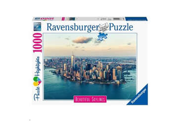 Immagine di Puzzle 1000 pz - New York beautiful skyline