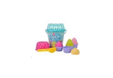 Immagine di Set mare Cup cake beach set azzurro
