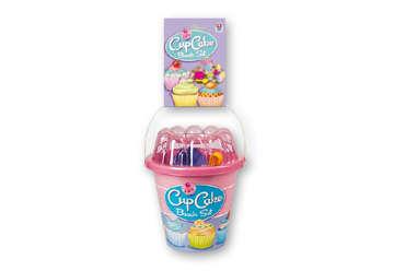 Immagine di Set mare Cup cake beach set rosa