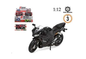 Immagine di Moto in metallo 21x12x7cm