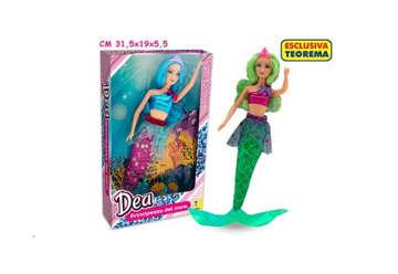 Immagine di Dea - Bambola principessa del mare