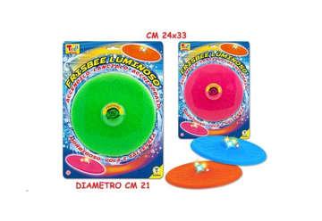 Immagine di Frisbee con luci