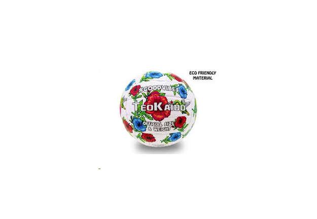 Immagine di Pallone volley Teokaido fiori