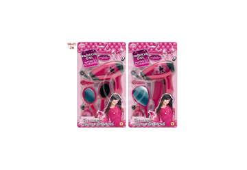 Immagine di Miss signorina - Set parrucchiera asciugacapelli