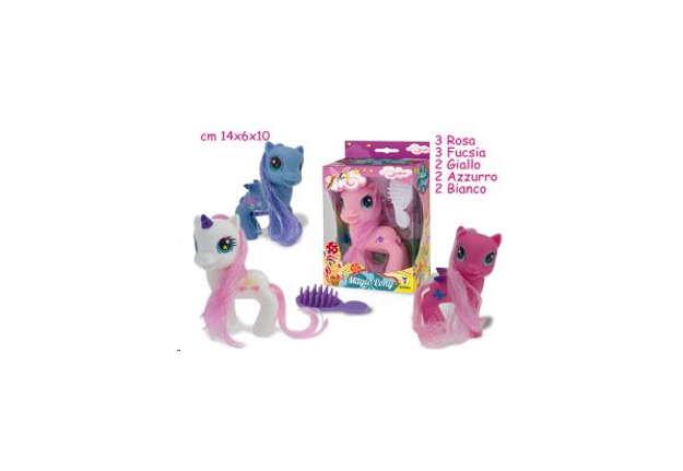 Immagine di Miss signorina - Pony con spazzola