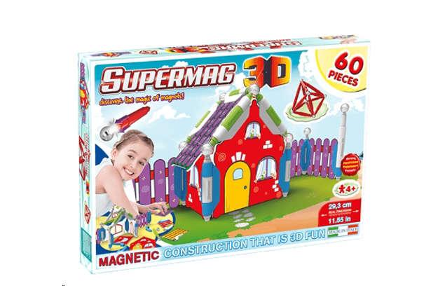 Immagine di Supermag 3D - House 60pz