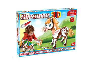 Immagine di Supermag 3D - Pony