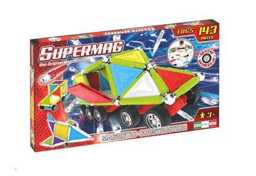 Immagine di Supermag - Tags Wheels 143pz